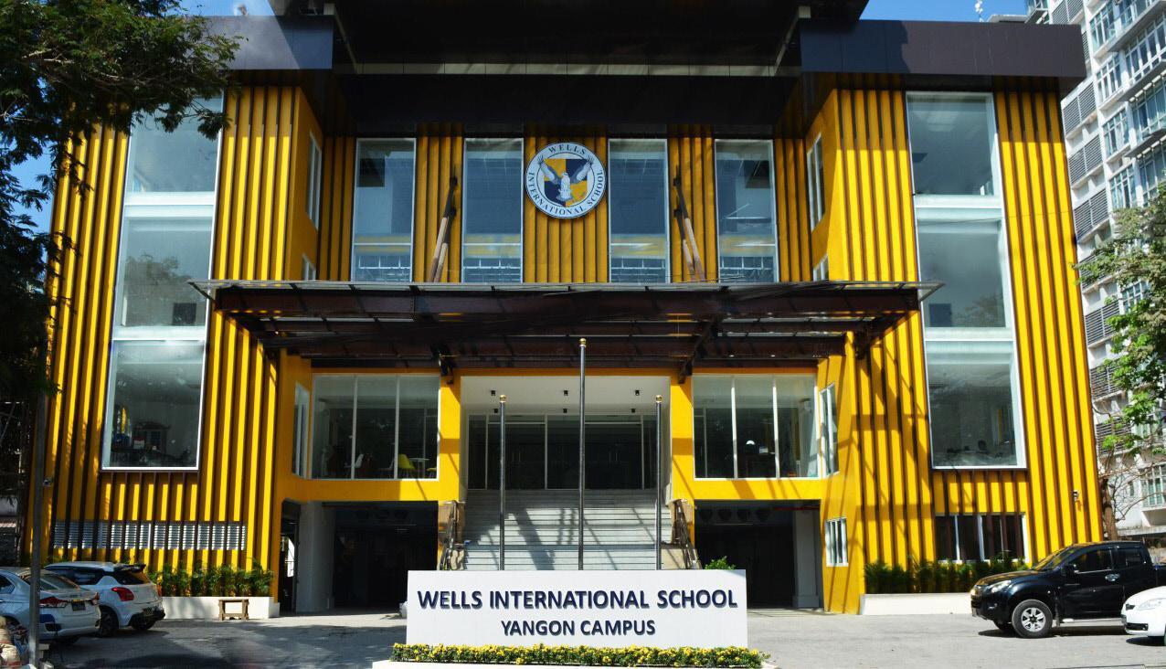 Page 32 of Wells International School Yangon Campus