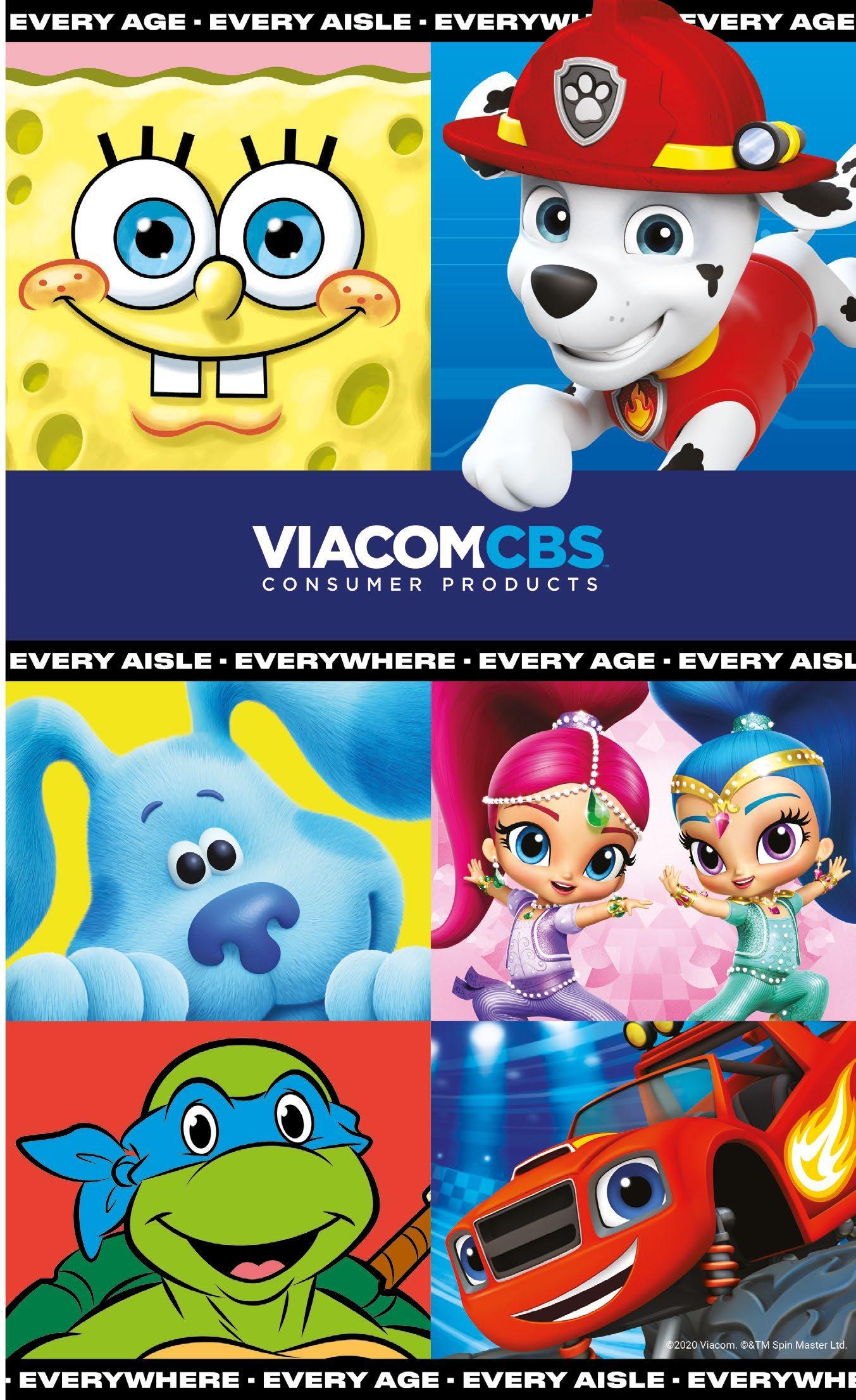 Page 1 of ViacomCBS