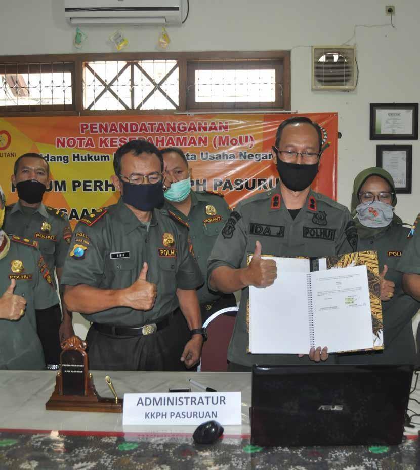 Page 28 of Geliat Kinerja di Tengah Wabah