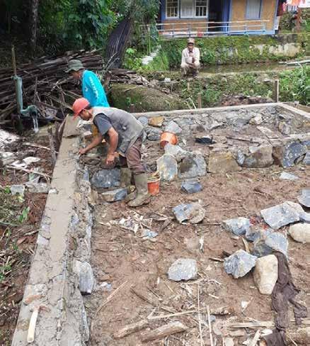 Page 66 of Bersama Masyarakat, Perhutani Bedah Rumah di Sukalaksana Cianjur