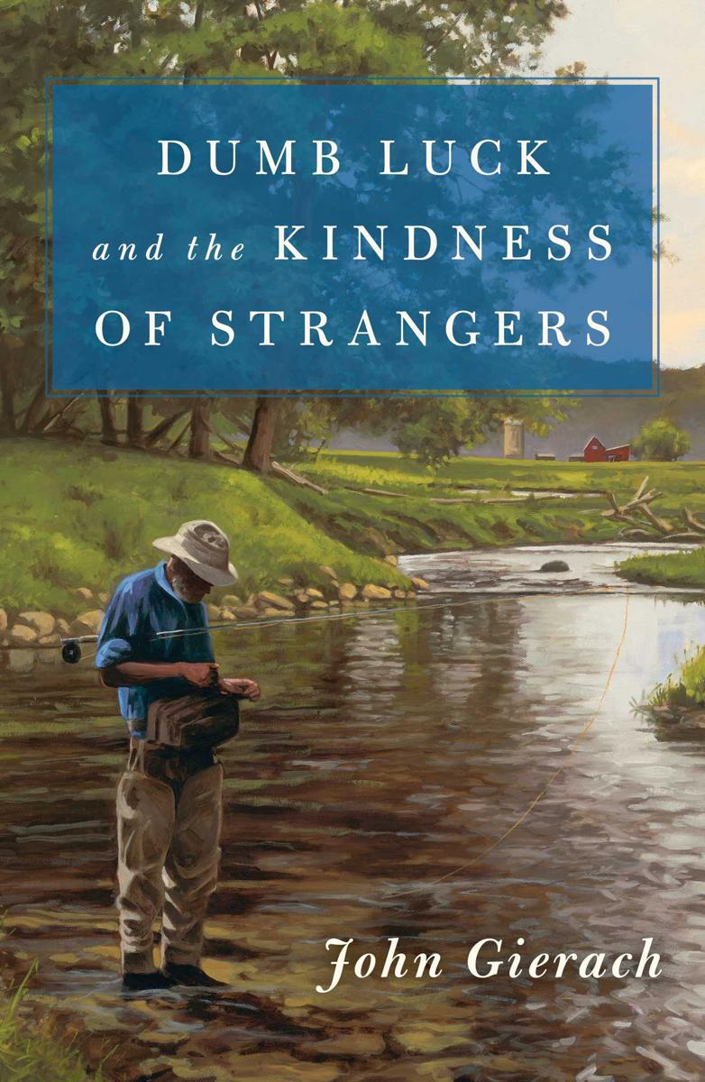 Page 52 of DUMB LUCK and the KINDNESS OF STRANGERS by John Gierach Book review by Clem Booth, Peter Brigg, Andrew Mather and Andrew Fowler