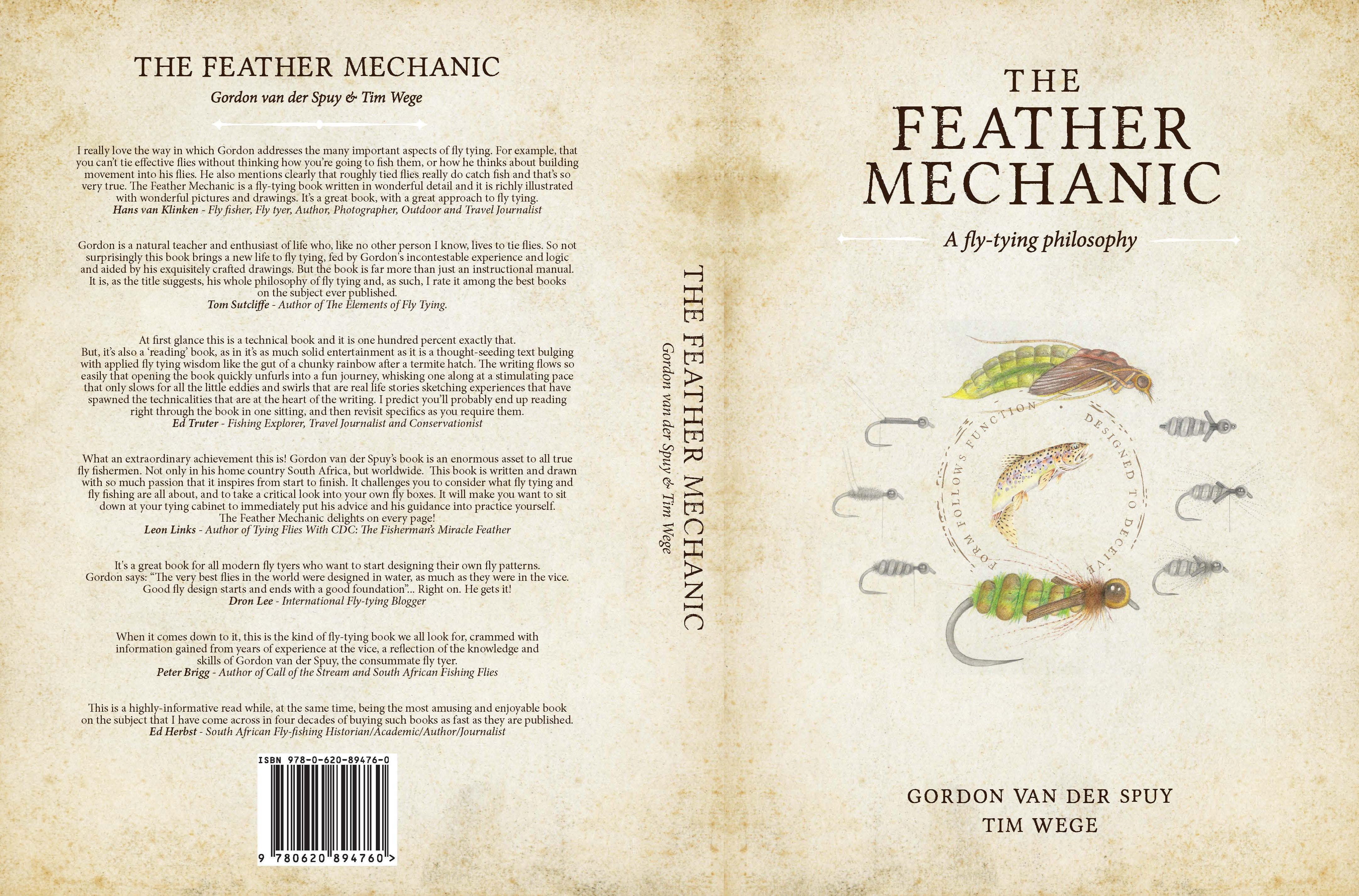 Page 34 of The Feather Mechanic: Book review - Ian Cox A Fly tying philosophy