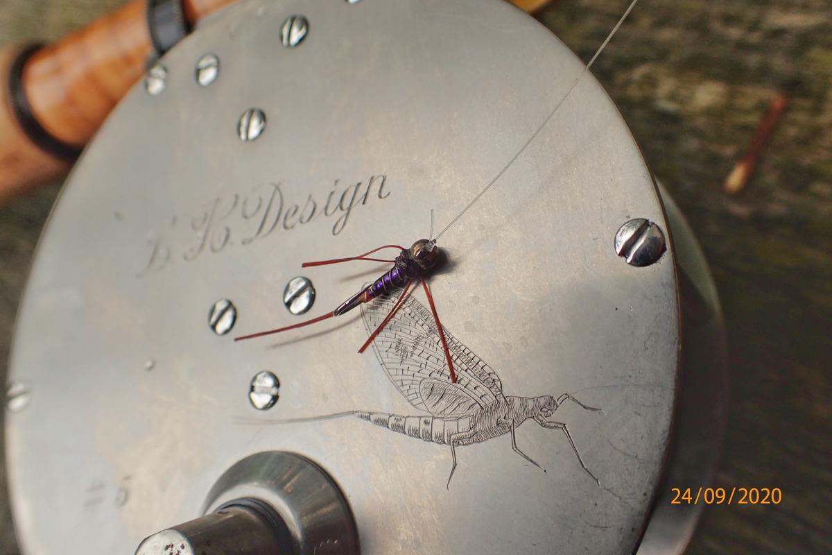 Page 30 of Heritage Flies : Part 9 - Peter Brigg The GUN