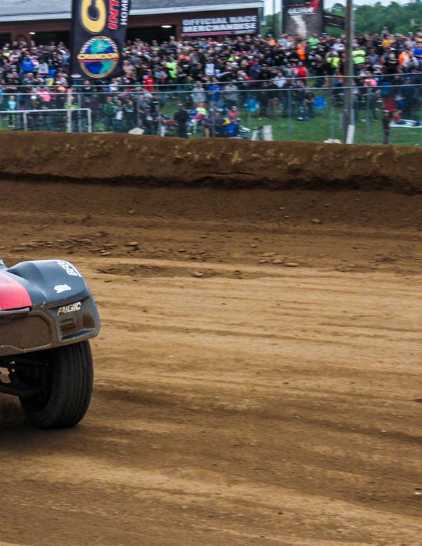 Page 12 of TRADITIONS CONTINUE AT CRANDON
