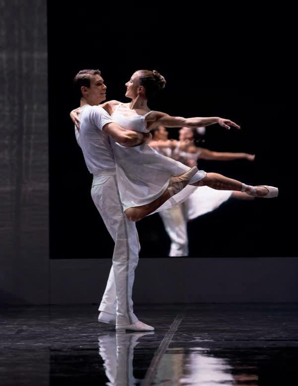 "Page 46 of Paradigma"" – neuer Triple Bill im November Ballett der Oper Graz ""Märchenhaftes in neuem Kleid"