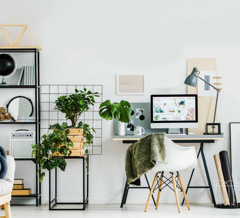 Page 4 of Creating your home office