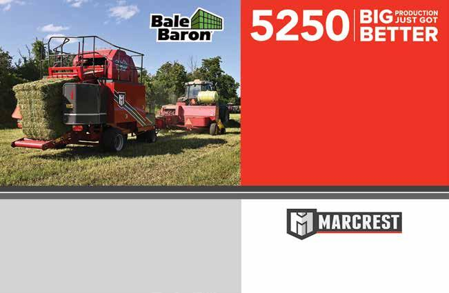 Page 12 of Meet the all-new Bale Baron 5250