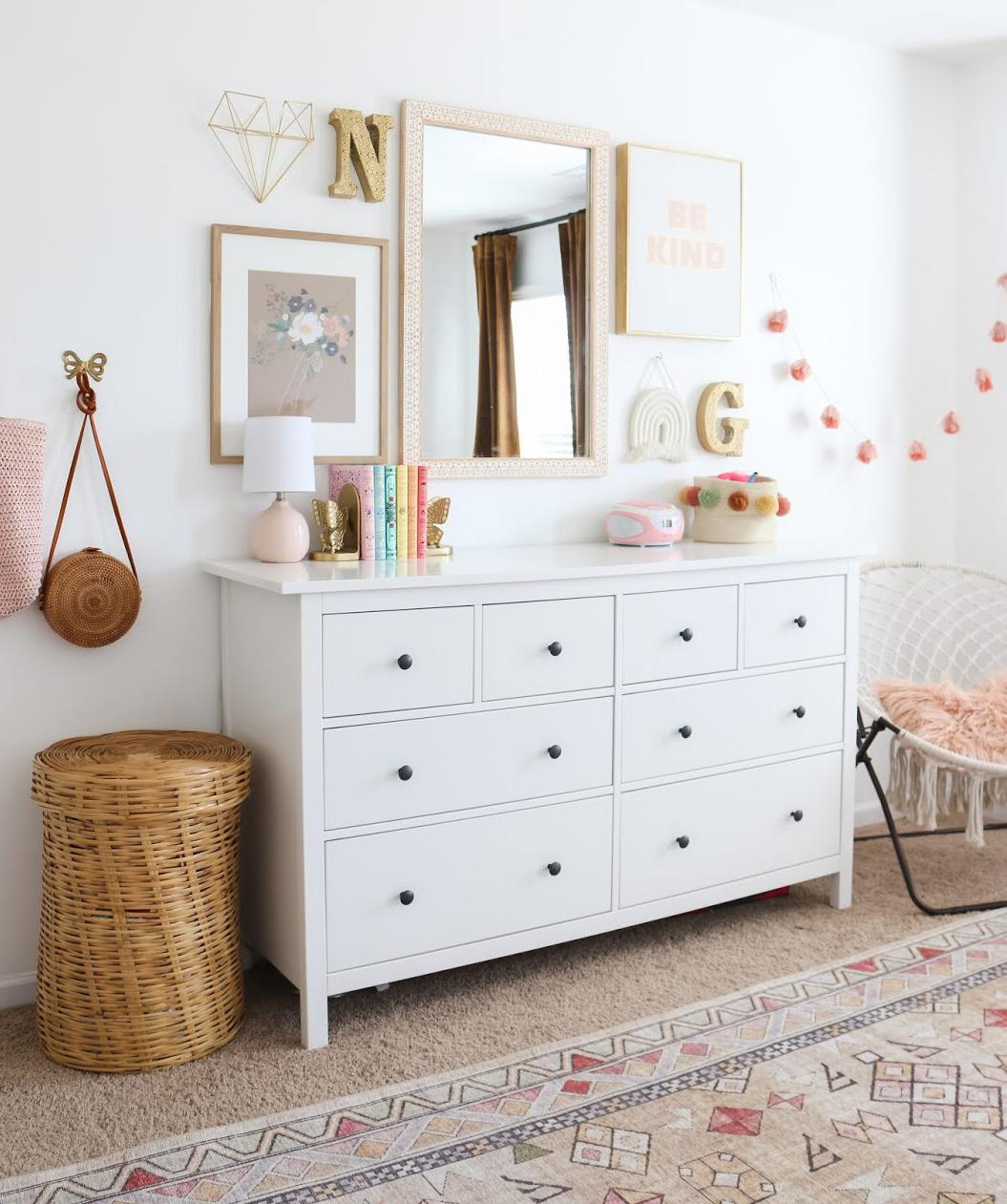 Page 8 of HOUSE TOUR: Boho Sister Space