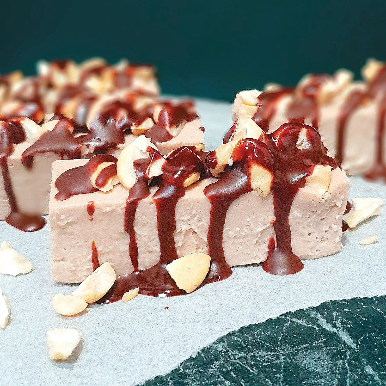 Page 8 of Banana Mousse Ice-Cream Bars