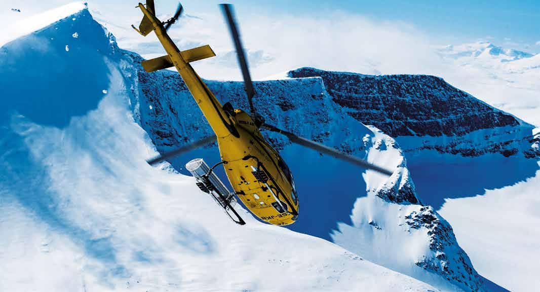 Page 12 of HELI SKI GUIDES SWEDEN