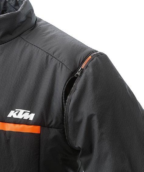 Genuine KTM Unbound Pliable Rangement Facile Boisson Bouteille Orange 3PW210020100