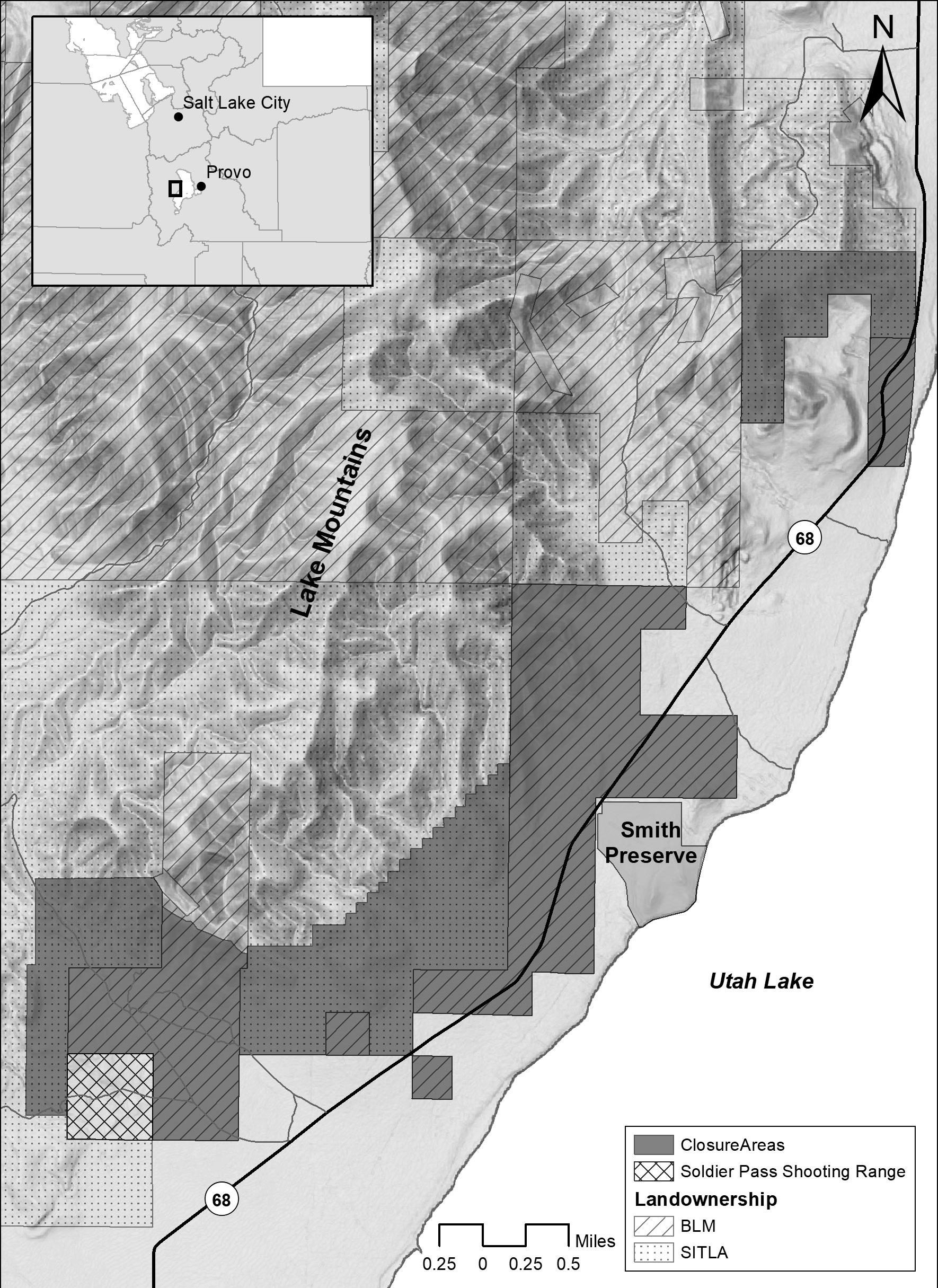 Page 34 of Utah Lake Rock imagery: An Intersection of Public Lands, Recreational Shooting, and Cultural Resources