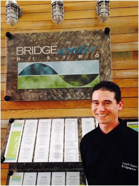 Page 16 of Catching Up with Chef Geoff Gunn of Oregon's Bridgewater Bistro