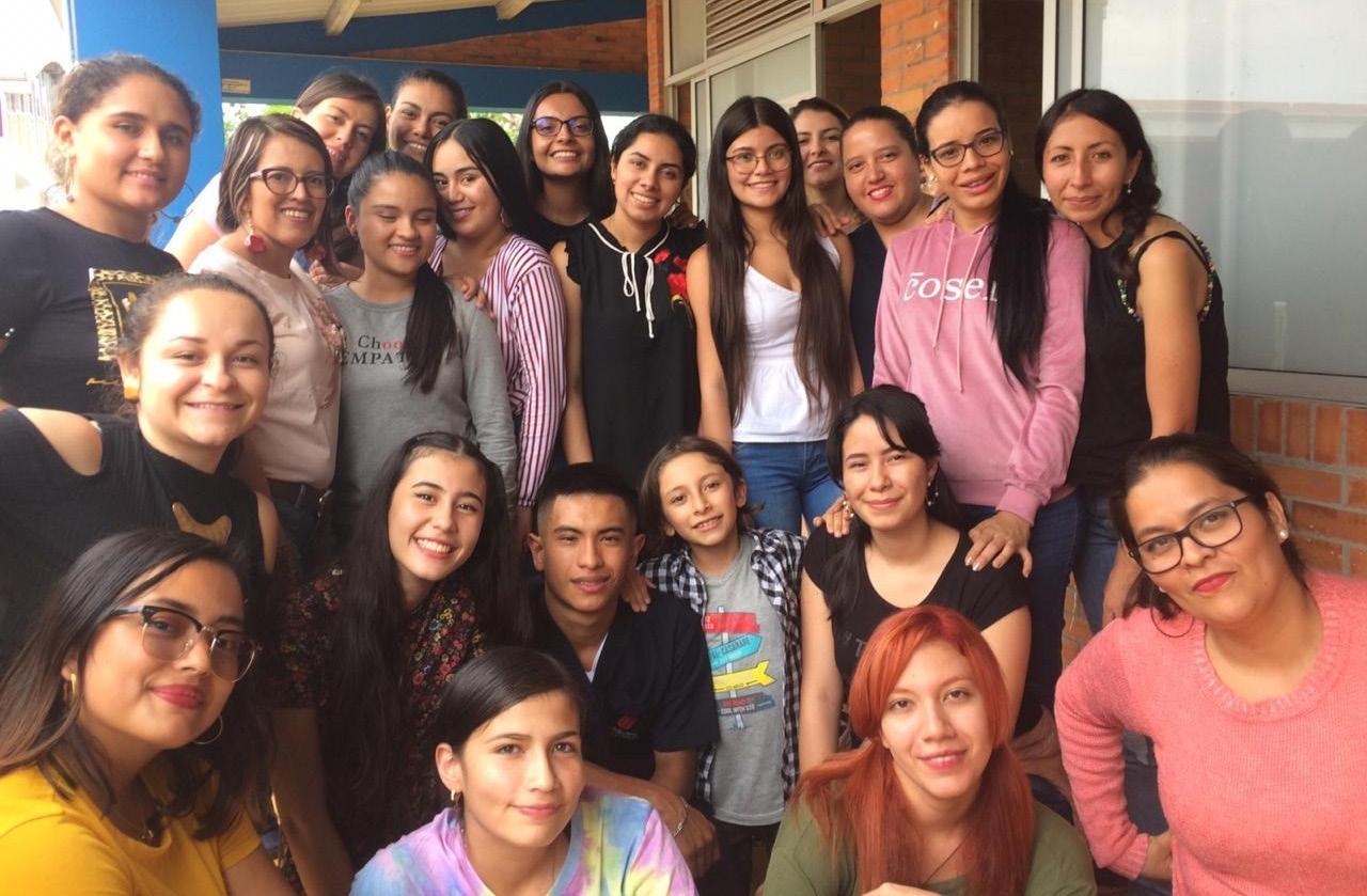 Page 106 of Meet: Relato de una experiencia pedagógica Marien Alexandra Gil Serna María Ayala Osorio