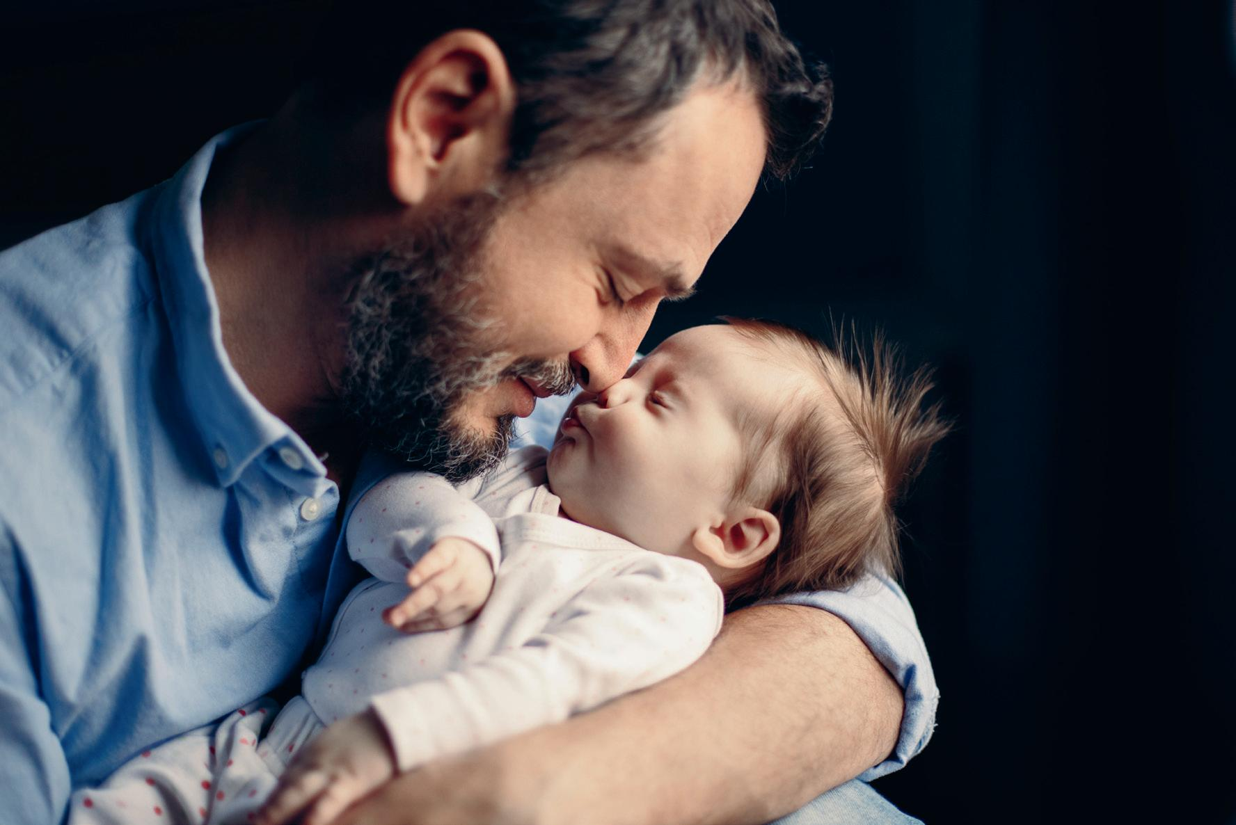 Page 30 of BREASTFEEDING' HORMONE PRESENT IN NEW DADS