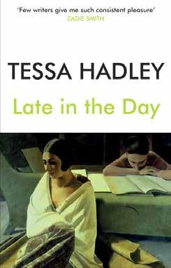 Page 6 of Highlights Tessa Hadley Amanda Hodgkinson