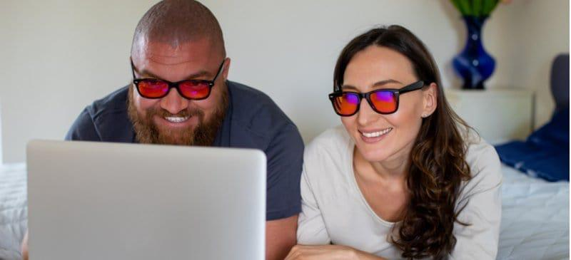 Page 36 of Do Blue Light Glasses Work? Potential Benefits for Sleep & Eye Health