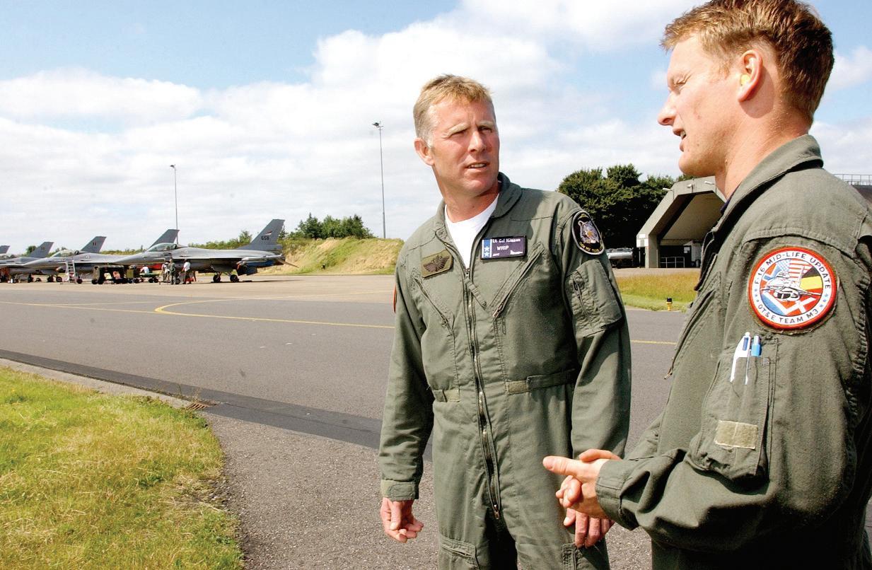 Page 34 of F16 datalink update facilitates joint operations early assessment Joris Janssen Lok