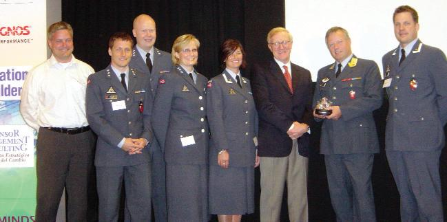 Page 48 of Luftforsvaret tildelt internasjonal pris for vellykket omstilling Svein Holtan
