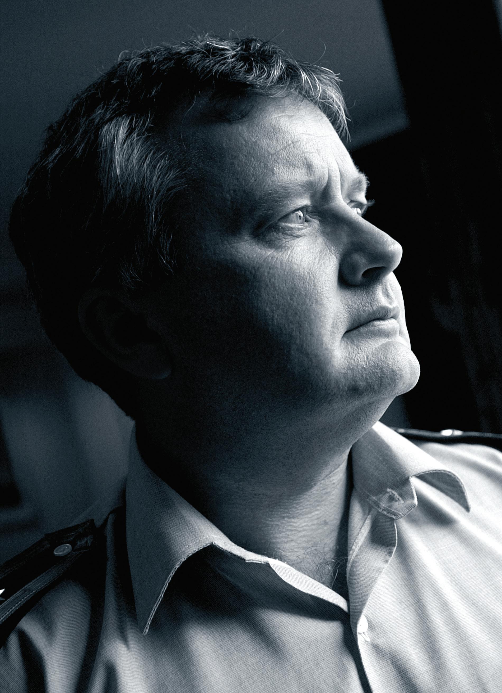 Page 38 of PORTRETTET: Senior stabsoffiser J5,Forsvarets Fellesoperative Fovedkvarter oblt Trond Hellebust Ola K.Christensen