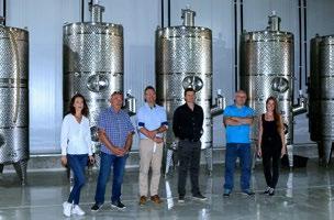 Page 12 of Vino iz Carskog vinograda za dobrodošlicu novog ambasadora Slovenije