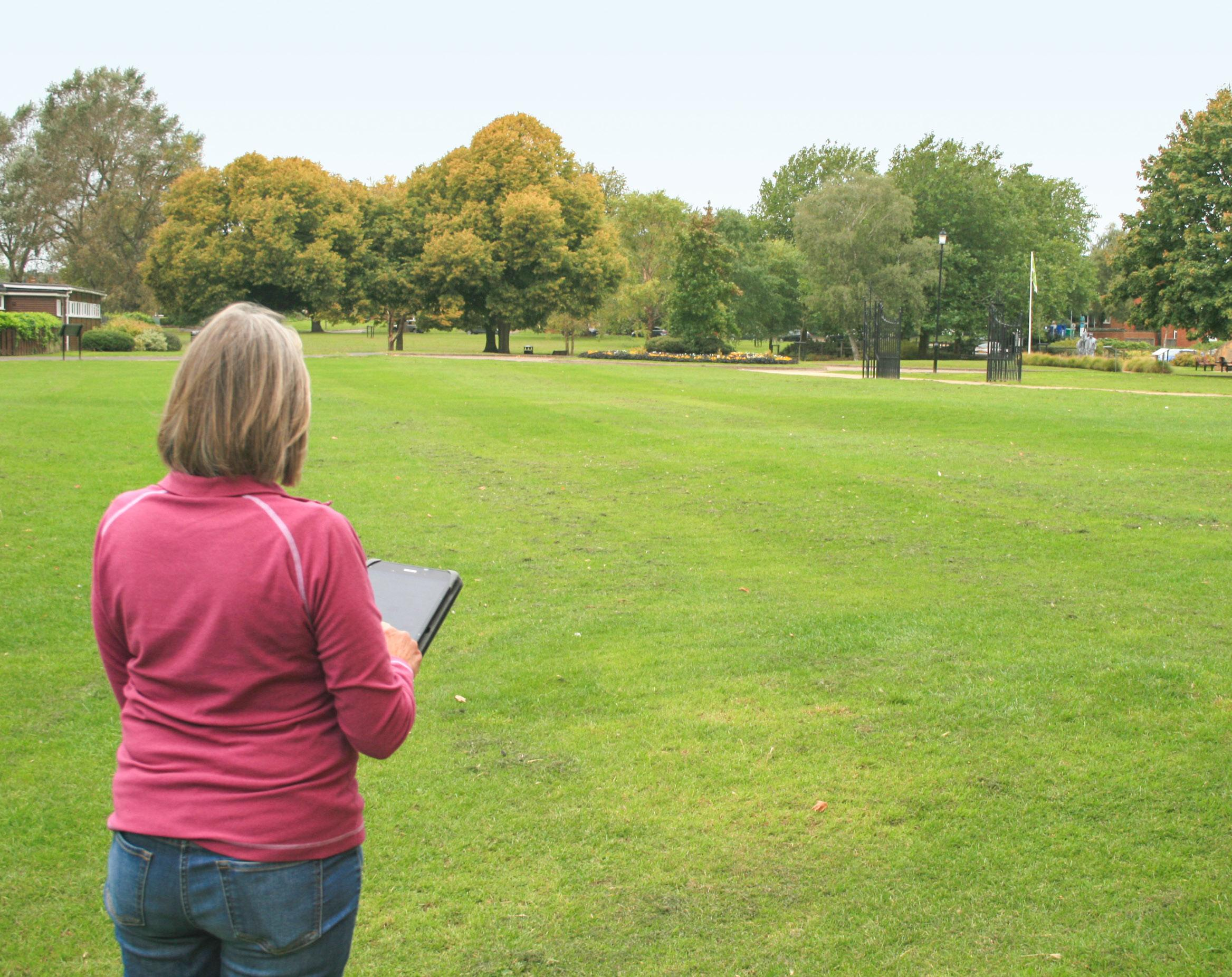 Page 30 of Creating healthy green spaces