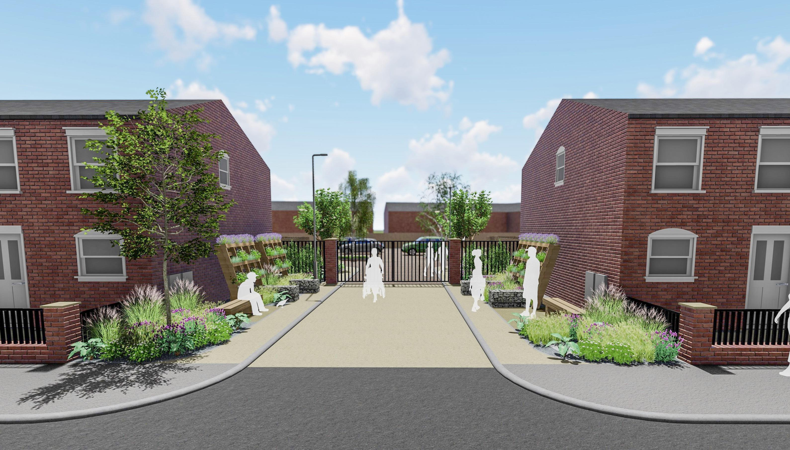 Page 32 of Heron Street – a model for green capsule street space
