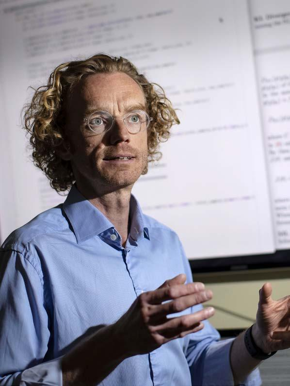 """Page 6 of Hallå där… Thomas Schön om AI: """"Tekniken har kommit för att stanna"""