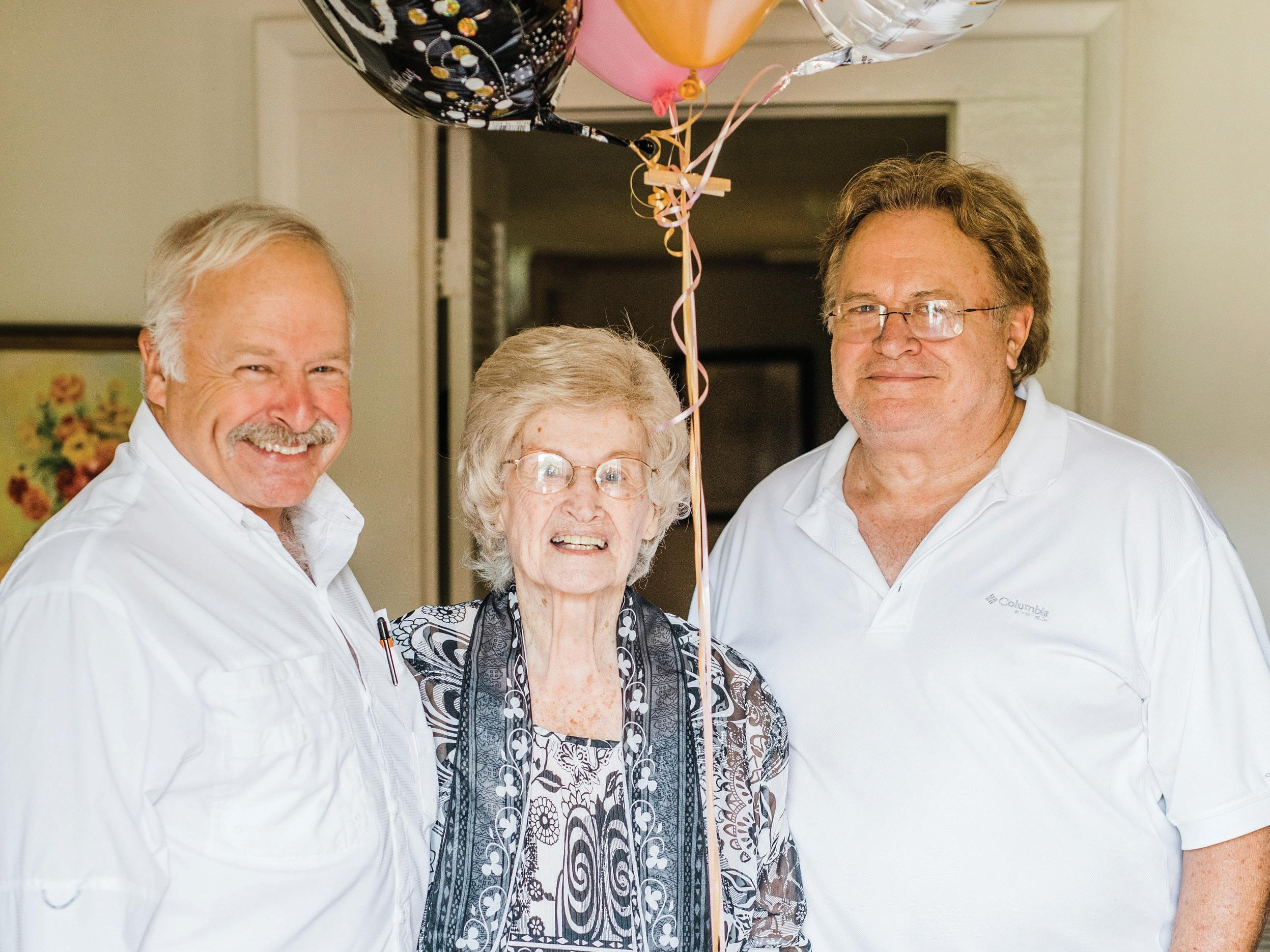 Page 14 of ONE HUNDRED YEARS: RUBY CROLEY