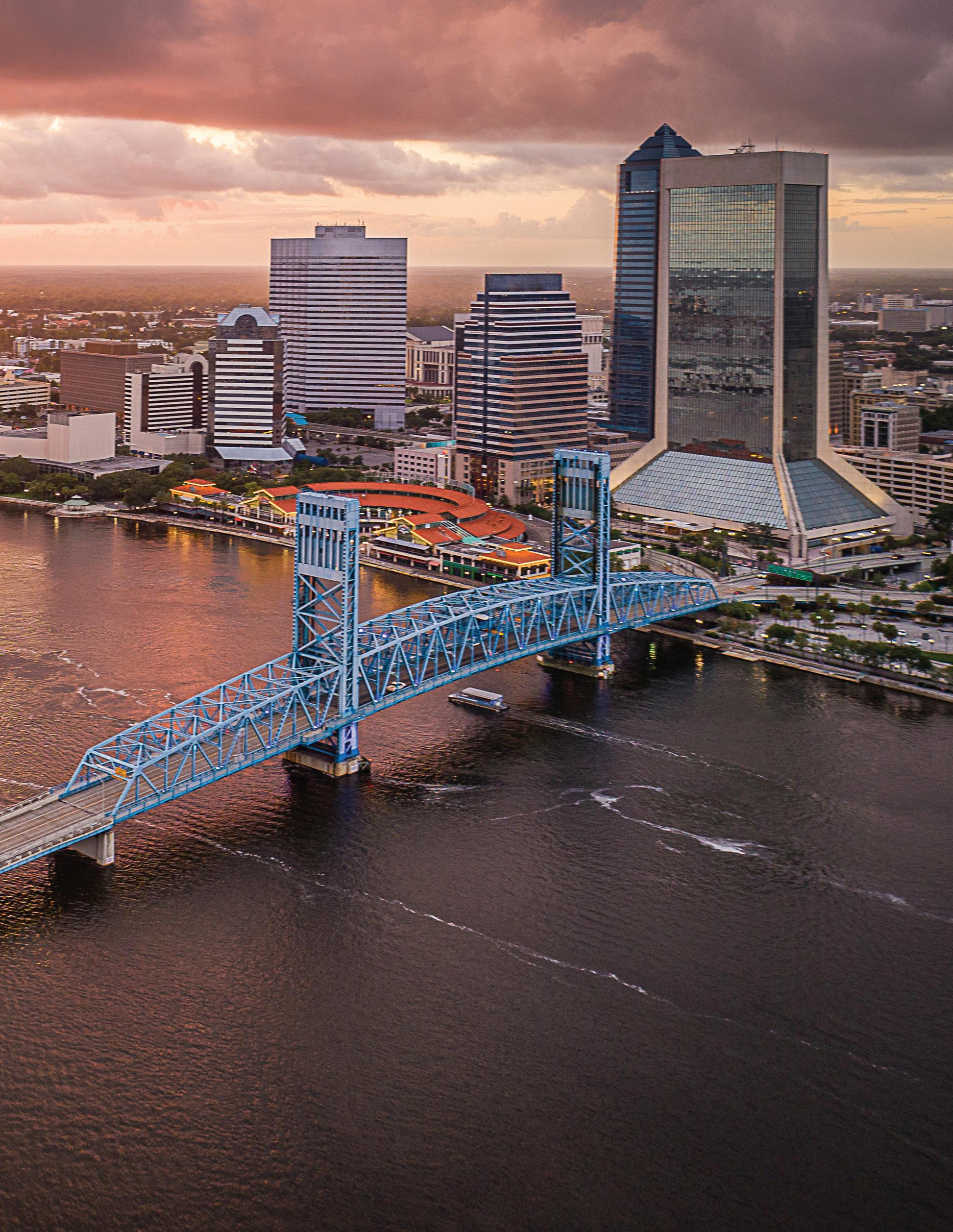 Page 18 of THE MANUFACTURING OUTLOOK FOR JACKSONVILLE