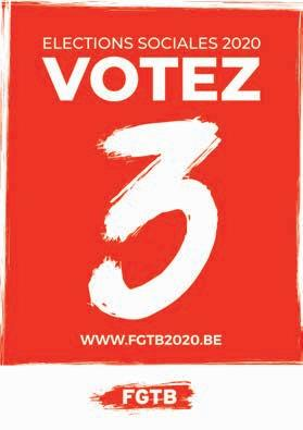 Page 20 of Question/Réponse: Élections sociales, qui qui peut voter et comment?