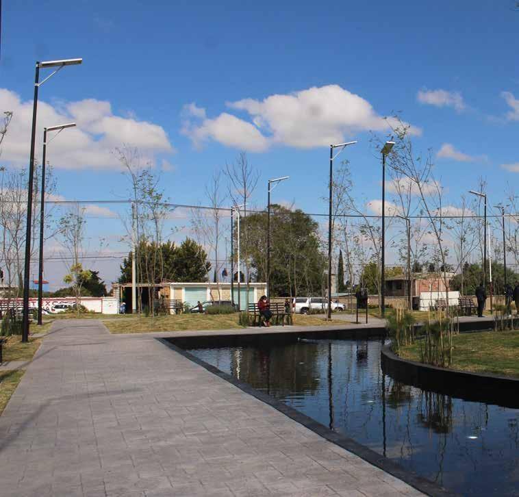 Page 18 of Comunidad Inaugura ayuntamiento parque en Coatlinchán