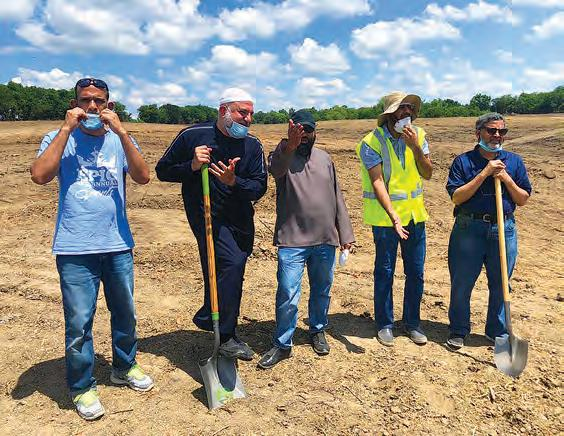 Page 38 of North Texas Muslims Establish a Cemetery