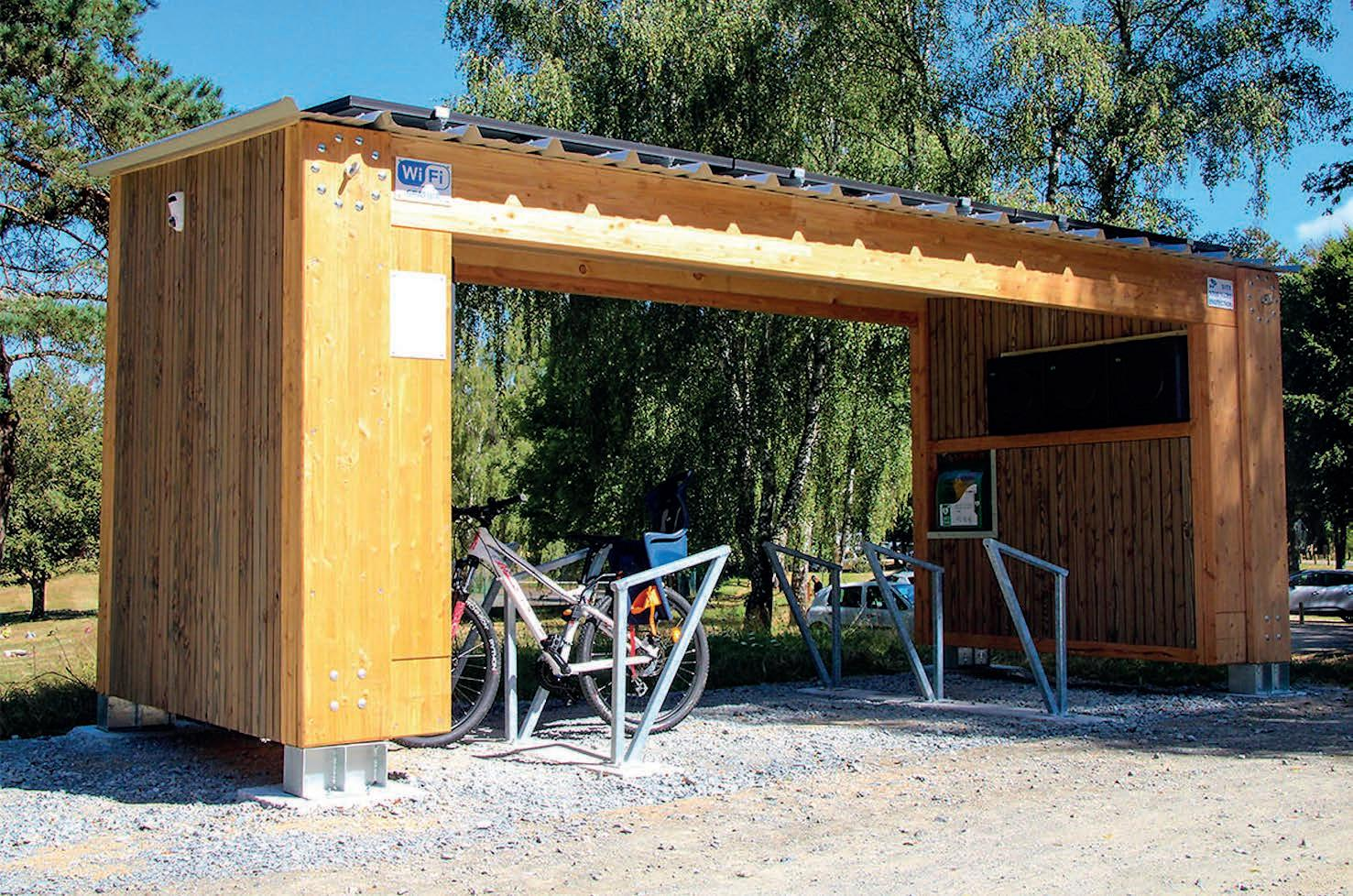 Page 48 of Surveillance systems help to protect e-BikePort charging stations