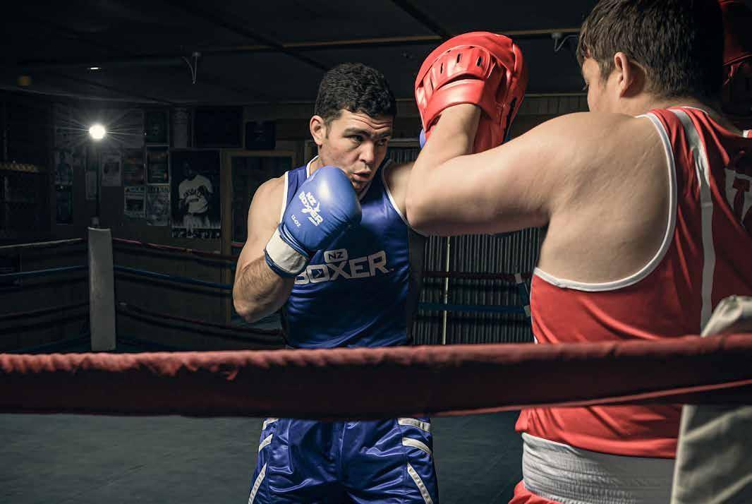 Page 26 of Burnham boxers take away titles