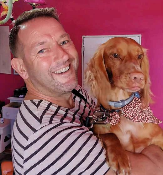 Page 66 of EXETER LIVES Chatting with Exeter Pride's Simon Bowkett