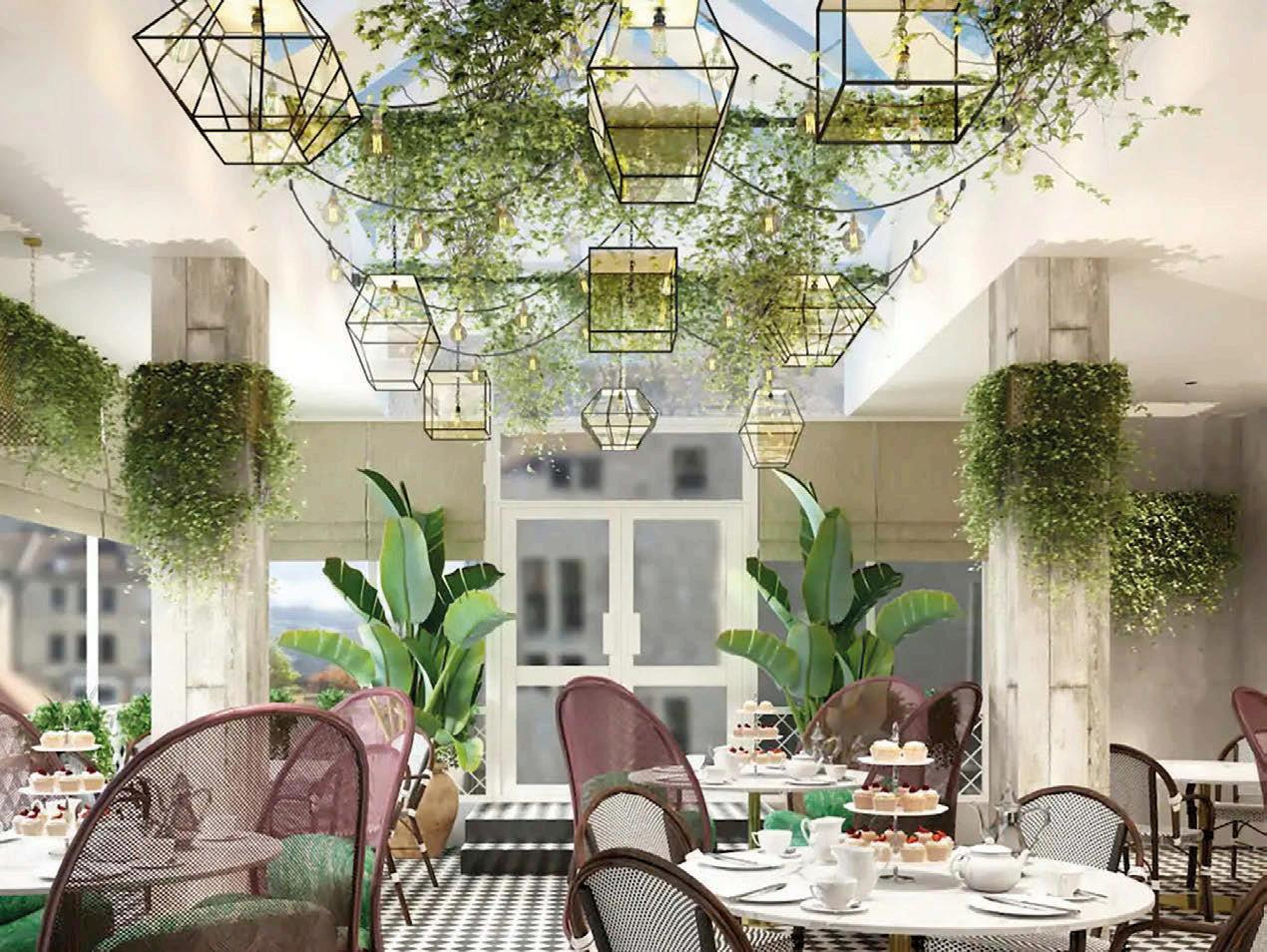 Page 46 of RESTAURANT DoubleTree Bath By Hilton is revamped and serving up great food