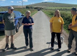 Page 14 of Billingshurst Rotary Club: 50-mile South Downs walk for Chestnut Tree House