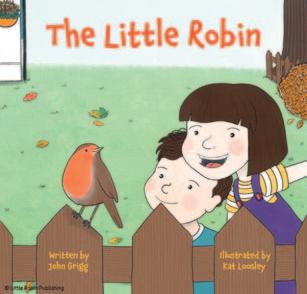 Page 25 of Local author: John Grigg's 'The Little Robin