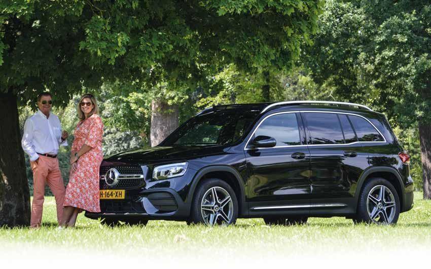 Page 58 of Rubriek Business op Wielen test de Mercedes-Benz GLB