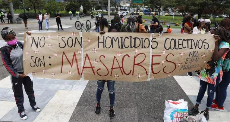 Page 14 of El genocidio se extiende a la población joven Danilo Pulgarín, CUT Ant