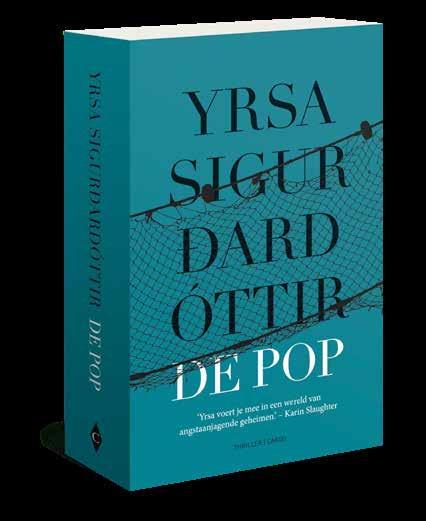 Page 28 of Yrsa Sigurdardóttir De pop