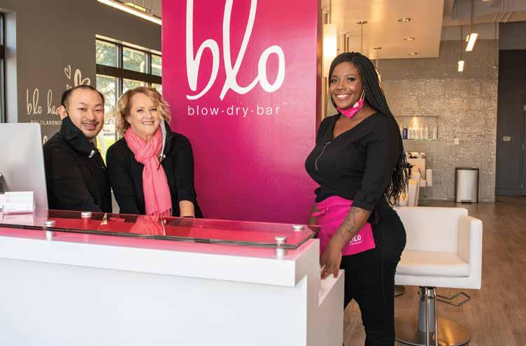 Page 19 of Cornelius resident opens Blo Blow Dry Bar