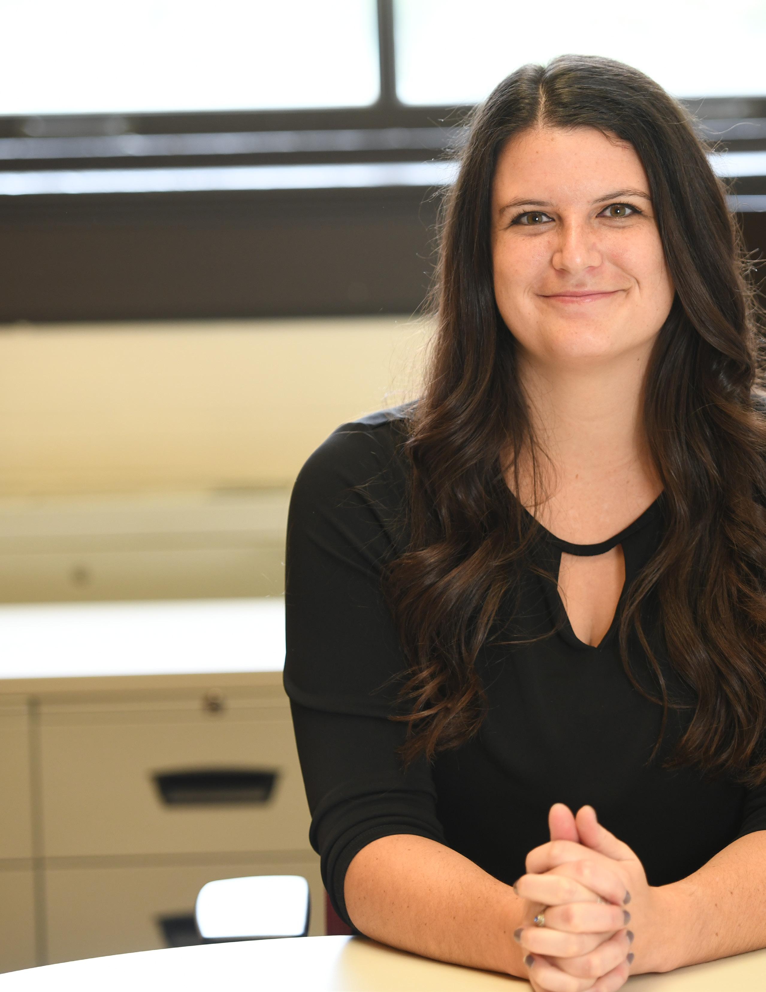 Page 12 of New faculty highlight: Rachel Vitali
