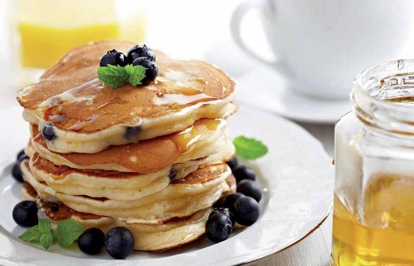 Page 7 of Buenas razones para desayunar El desayuno proporciona la energía necesaria para iniciar el día