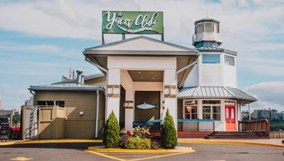 Page 64 of Restaurant Review: The Yacht Club