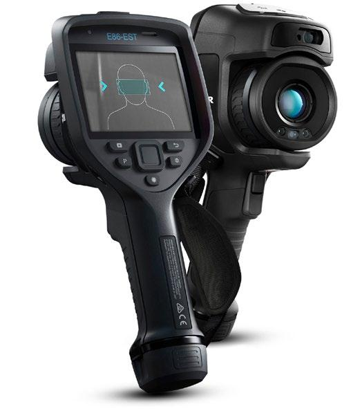 Page 28 of FLIR Systems Announces Modified Thermal Cameras Specified for Elevated Skin Temperature Screening