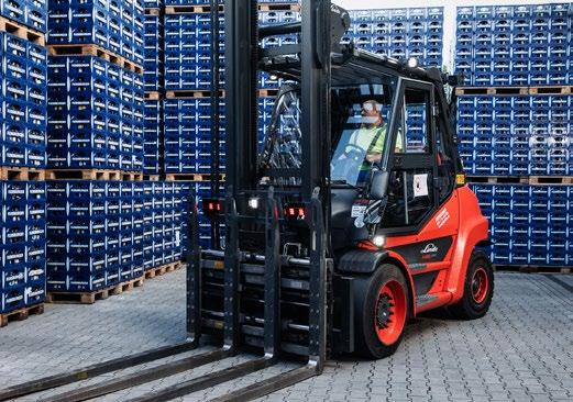 Page 16 of Cognex image-based barcode readers in Flensburger brewery's logistics center