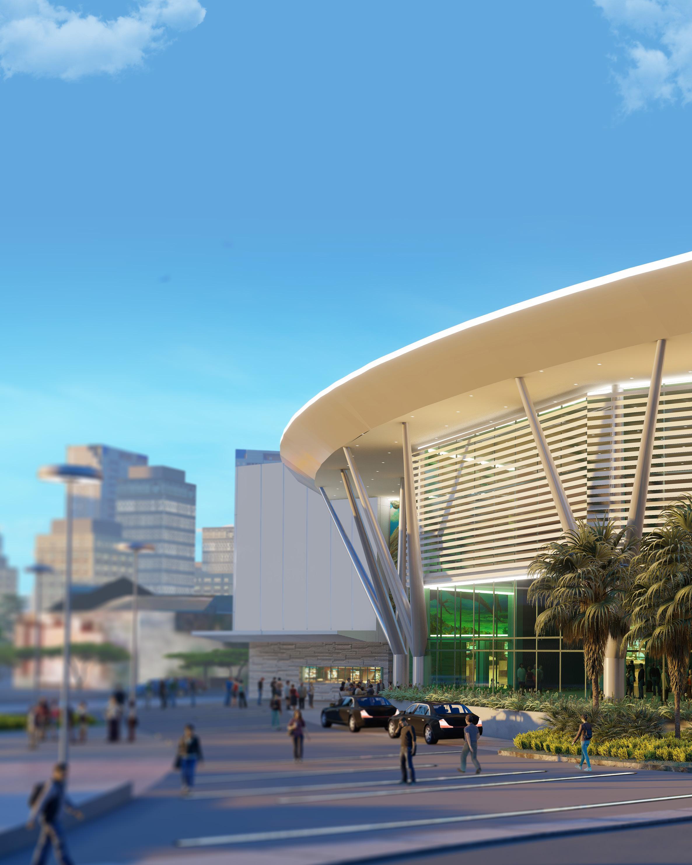Page 16 of Santos tem um novo Centro de Convenções