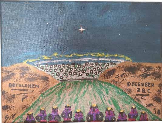 Page 16 of SHEPHERDS & wise men Jesus' biography: 2 epic nights in Bethlehem